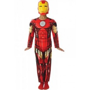 COSTUME IRON MAN DELUXE TG L