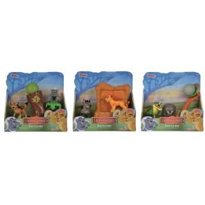 LION GUARD BATTLE PACK ASS.