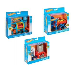 HOT WHEELS PLAYSET RICHIUDIBILE
