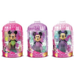 MINNIE CON ABITI ED ACCESSORI ASS