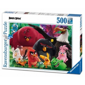 500 PZ ANGRY BIRDS AMICI PENNUTI