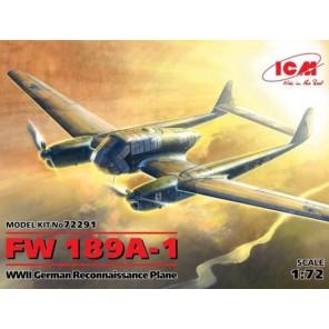 AEREO FW 189 A-1 KIT 1/72