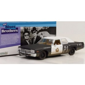 AUTO DODGE MONACO BLUES BROTHERS 1/24