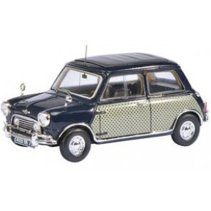 AUTO MINI COOPER S CLOUSEAU 1/43