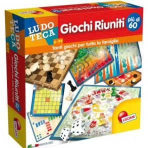 LUDOTECA GIOCHI RIUNITI 60+
