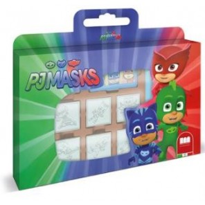 PJMASKS SET 7 TIMBRI
