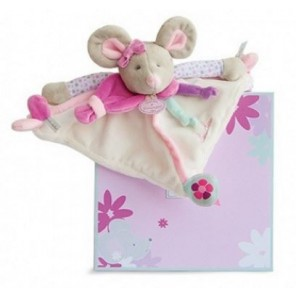 DOUDOU PEARLY MOUSE