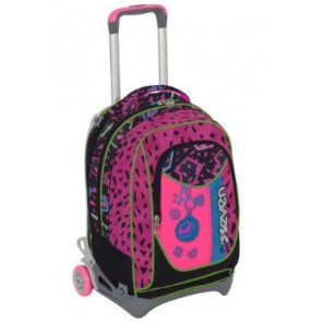 ZAINO TROLLEY NEW JACK SEVEN SHIFT