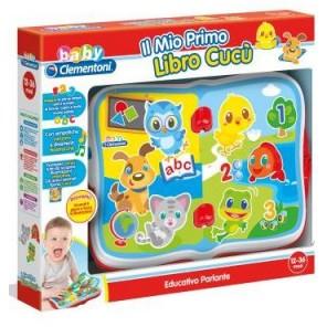 BABY CLEM IL MIO PRIMO LIBRO CUCU'