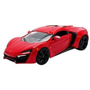 AUTO F&F LYKAN HYPERSPORT 1/24