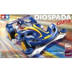 MINI 4WD DIOSPADA GPA