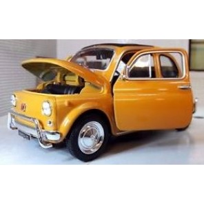 AUTO FIAT 500 OCRA 1/24