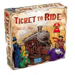 GIOCO TICKET TO RIDE