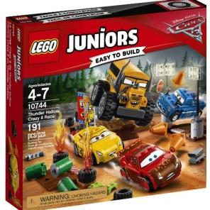 JUNIORS CARS 3 THUNDER HOLLOW CRAZY RACE