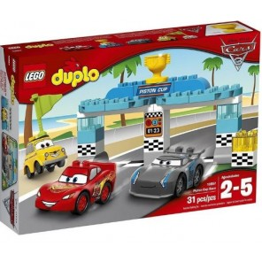 DUPLO CARS PISTON CUP