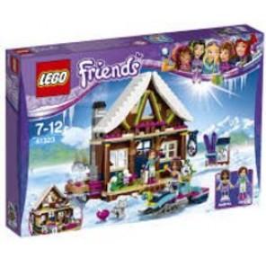 LEGO FRIENDS CHALET VILLAGGIO INVERNALE