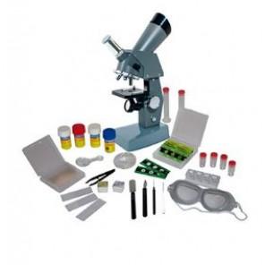 MICROSCOPIO 2 VIE C/VISORE E PROIETTORE