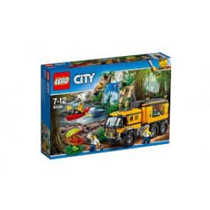 LEGO LABORATORIO MOBILE NELLA GIUNGLA