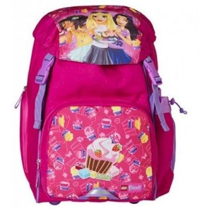ZAINO OUTDOOR CAPCAKES LEGO FRIENDS