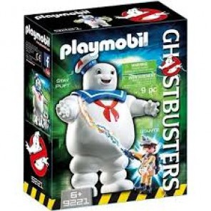 GHOSTBUSTERS OMINO MARSHMALLOW