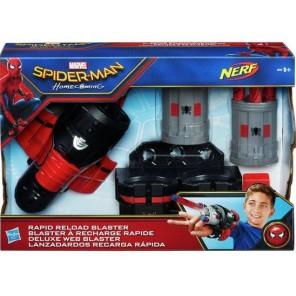 SPIDER-MAN RAPID RELOAD BLASTER