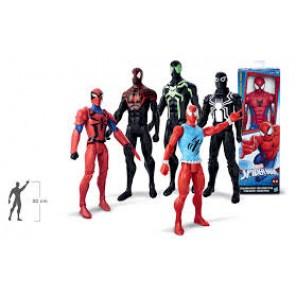 SPIDER-MAN WEB WARRIORS ASS.