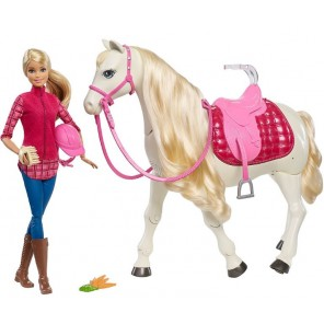 Cavallo di Barbie