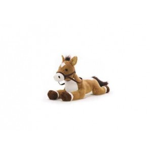 Plush cavallo steso