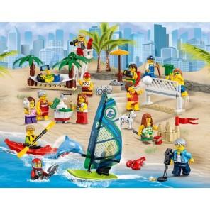 LEGO CITY DIVERTIMENTO IN SPIAGGIA