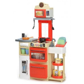 LITTLE TIKES CUCINA COOK'N STORE