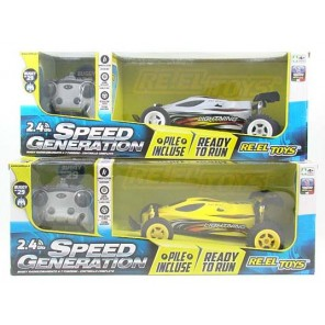 AUTO R/C BUGGY SPEED GENERATION