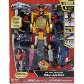 POWER RANGERS DX NINJA STEEL MEGAZORD