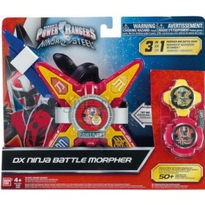 POWER RANGER DX STELLA NINJA BATTLE