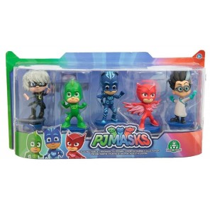 PJ MASKS SET 5 PERSONAGGI
