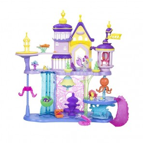 MLP THE MOVIE PLAYSET GIGANTE TERRA-MARE