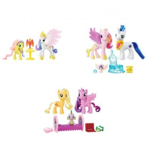 MY LITTLE PONY COPPIE DI AMICI