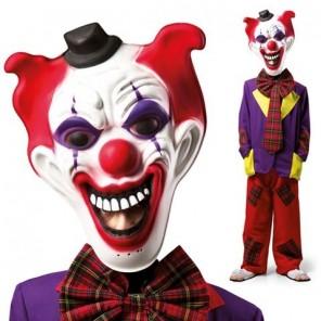 Maschera gigante Clown
