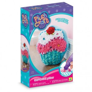 Cuscino creativo cupcake