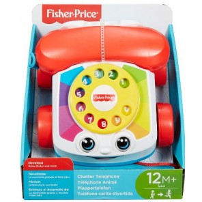 FISHER-PRICE TELEFONO CHIACCHIERONE