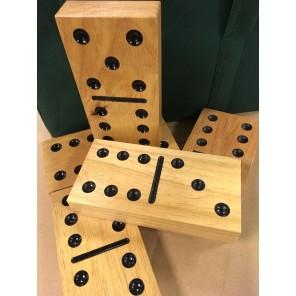 Domino gigante legno