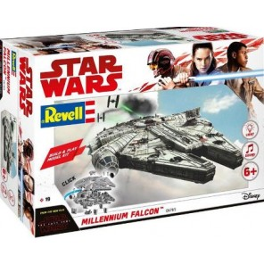 MILLENIUM FALCON EASY KIT