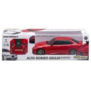 AUTO R/C ALFA ROMEO GIULIA 1/18