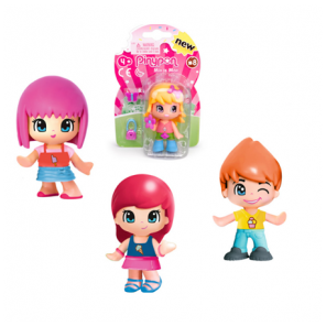 PINYPON FIGURES SERIE 8