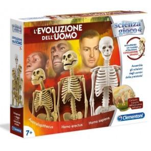 S&G L'EVOLUZIONE DELL'UOMO