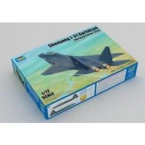 AEREO SHENYANG J-31 KIT 1/72