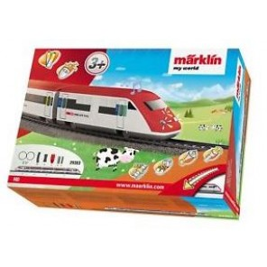 MARKLIN MYWORLD SET ICN