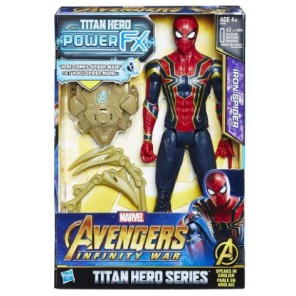 AVENGERS SPIDER-MAN 30CM POWER FX