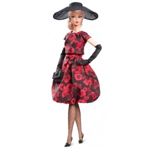 BARBIE FASHION MODEL ROSE COCKTAIL