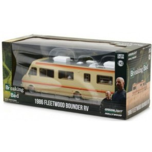CARAVAN FLEETWOOD BREAKING BAD 1/43