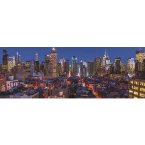 1000 PZ NEW YORK SKYLINE